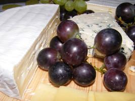 Frühstücksangebot: Käsespezialitäten
